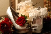 wedding, shoes, bouquet, bridal bouquet, weddings, elegant, formal, daughters, love, marriage, forever, lynne st. james