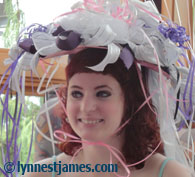 sarah, daughter, bride-to-be, bride, bridal shower, lynne st. james
