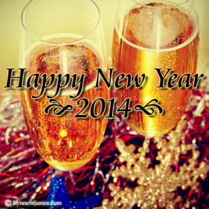 happy new year, New Year, New Year's Eve, 2014, happiness, joy, resolutions, wishes, goals, love, thanks