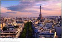 paris, eiffel tower, city, bucket list, lynne st. james