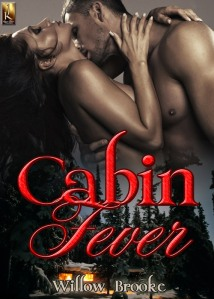 cabin fever, willow brooke, jk publishing, romance